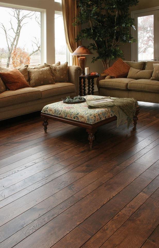 Random Flooring Pattern