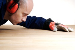 Wood Flooring Quality Control