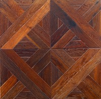Hardwood Floor Parquet or Parquetry. Parquet Flooring and Custom