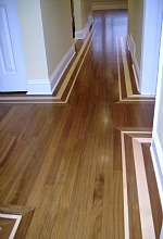 Picture Frame Wood Flooring Patterns Borders