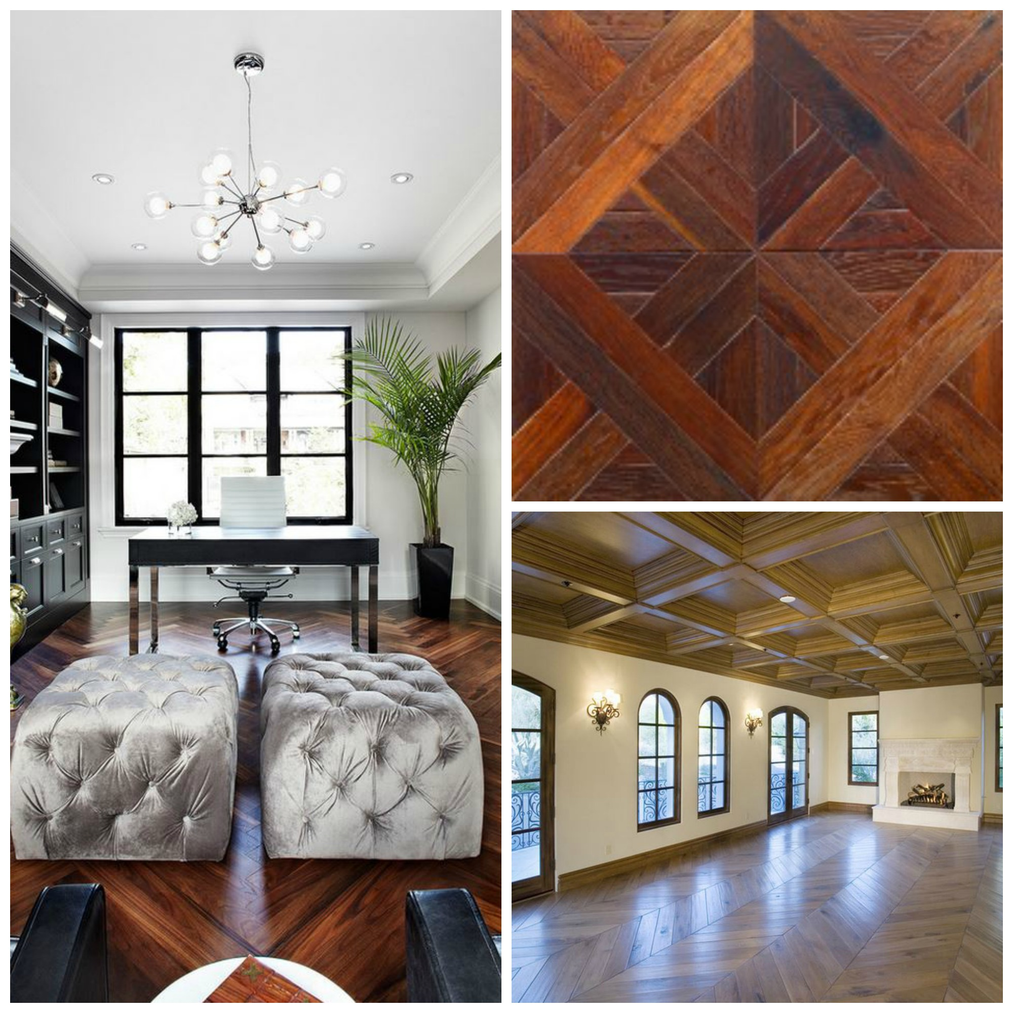 Wood Flooring Patterns - Which flooring is best for house
