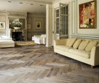 Herringbone Pattern Chicago